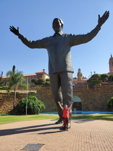 Nelson Mandela's Statute
