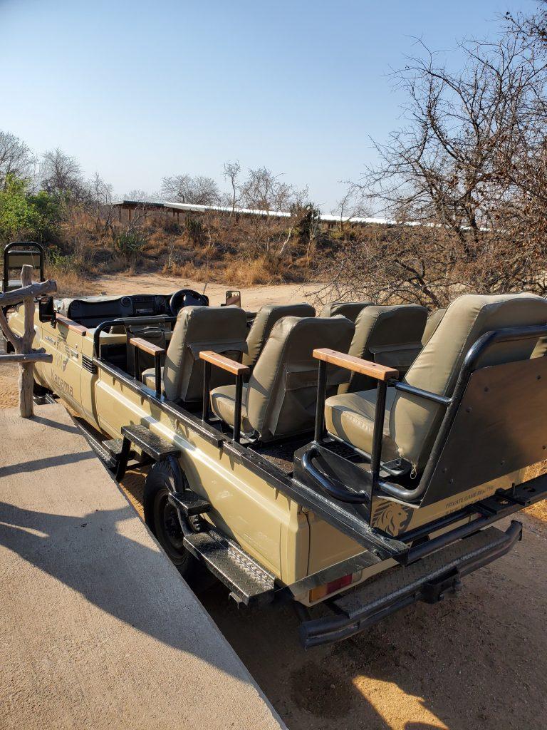 Safari 4x4 converted vehicle