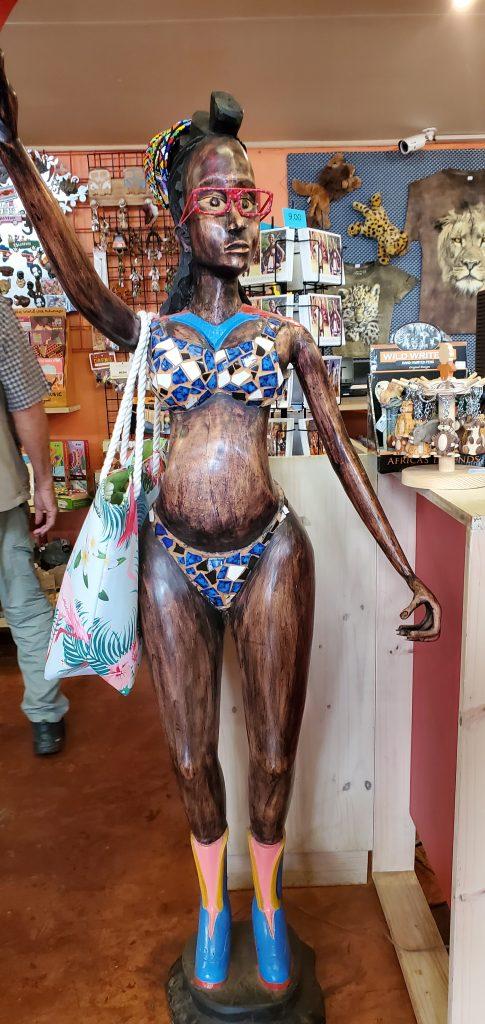 Hello Swazi Lady