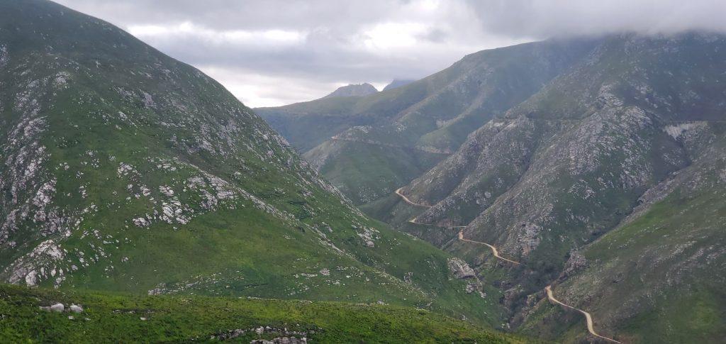 Mountains & Valleys on Outeniqua Pass