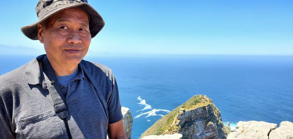 Peter and the Atlantic Ocean