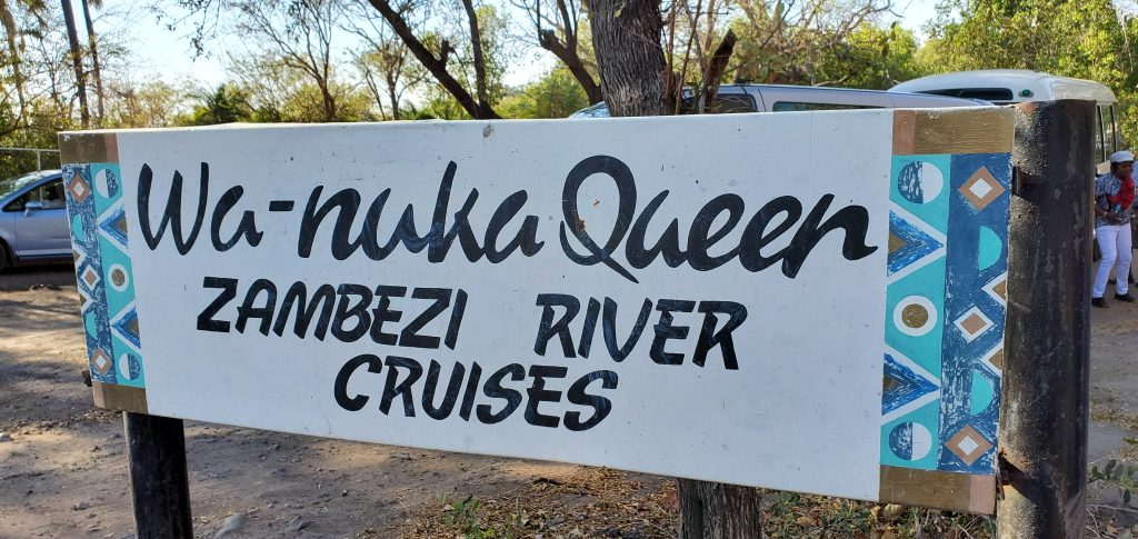 Welcome to the Wa-nuka Queen Zambezi River Cruises
