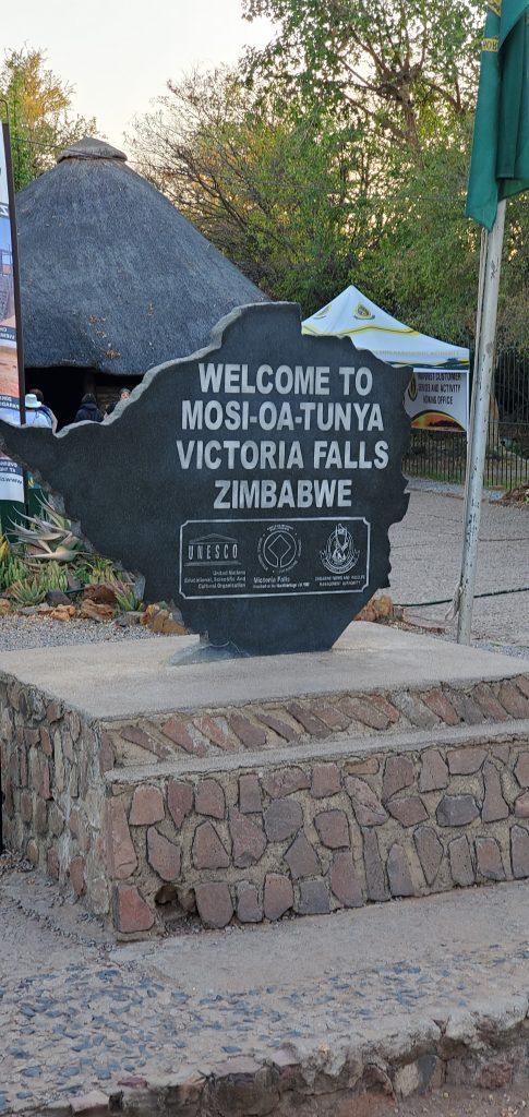 Welcome to Mosi-Oa-Tunya Victoria Falls Zimbabwe.