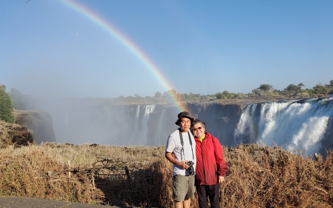 Ep14 Victoria Falls, The Smoke That Thunders